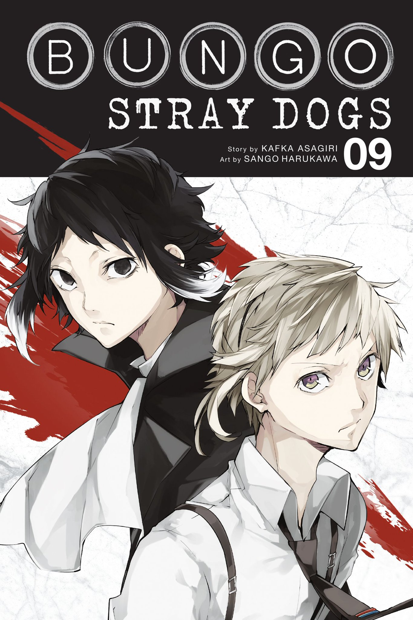 Bungo Stray Dogs, Vol. 9 thumbnail