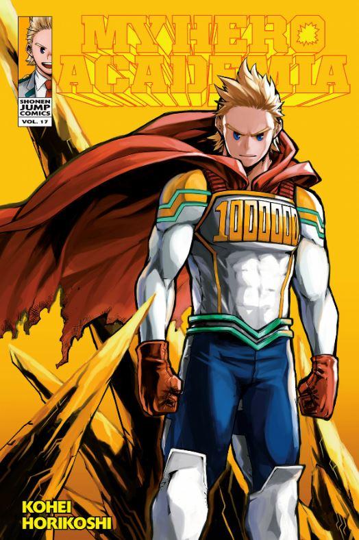 My Hero Academia, Vol. 17 thumbnail