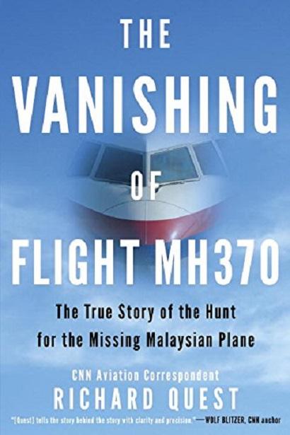 Vanishing of Flight MH370