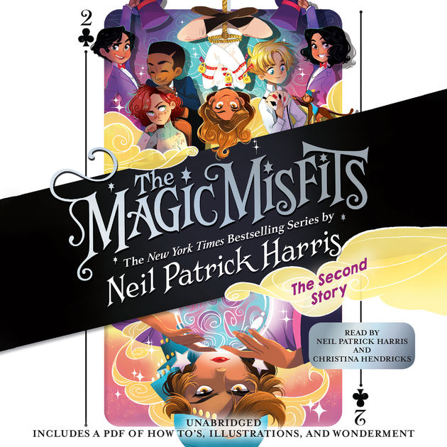 Magic Misfits: The Second Story thumbnail