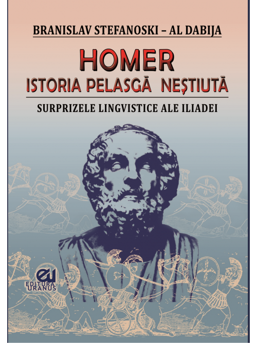 Imagine  Homer - Istoria Pelasga Nestiuta - Branislav Stefanoski - Al Dabij