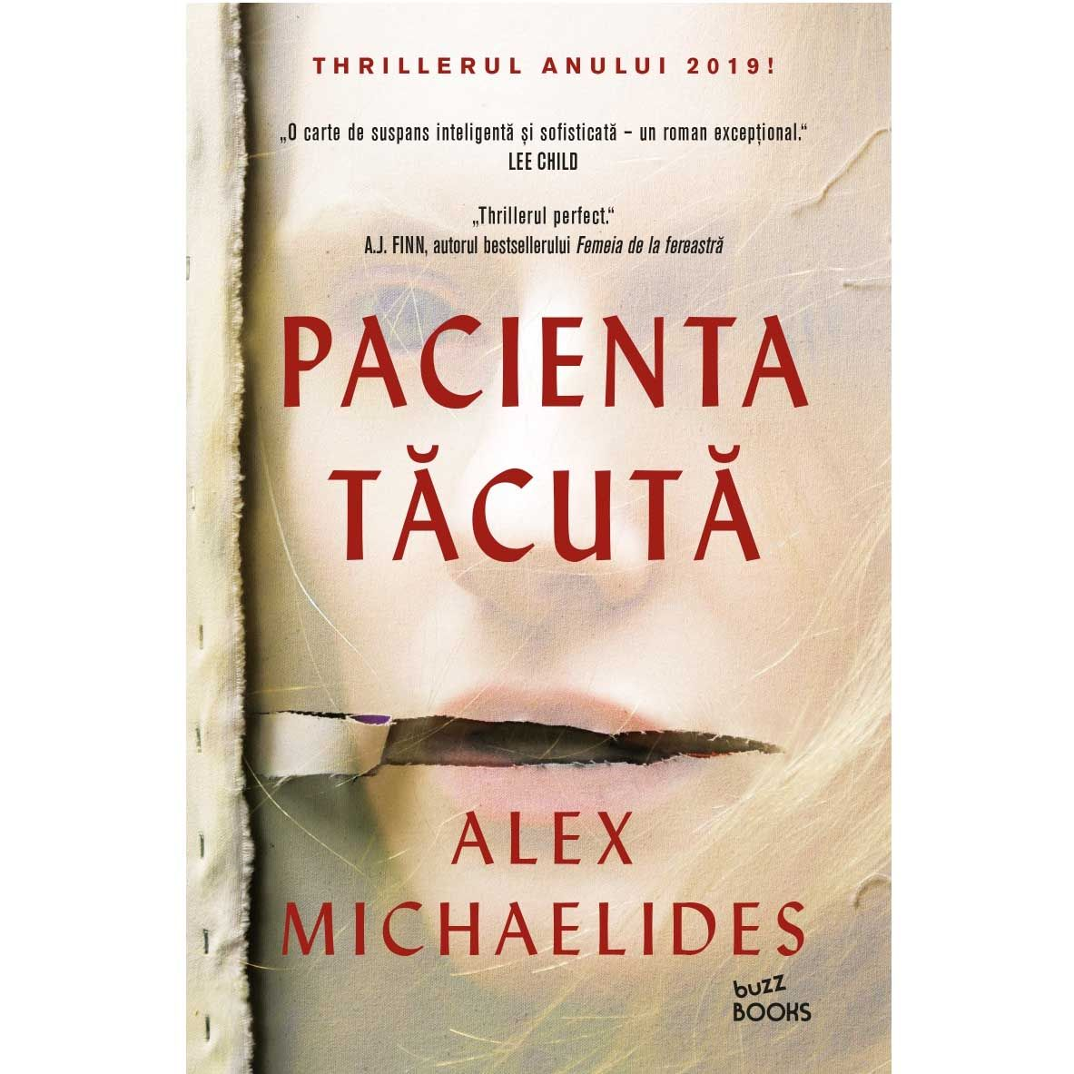 Pacienta tacuta | Alex Michaelides