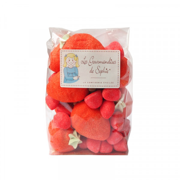 Jeleuri - Melange duo fraises fruits thumbnail