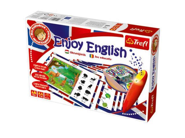 Joc - Enjoy English | Trefl