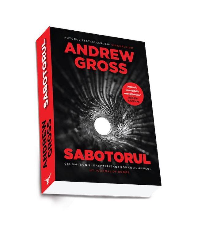 Sabotorul | Andrew Gross