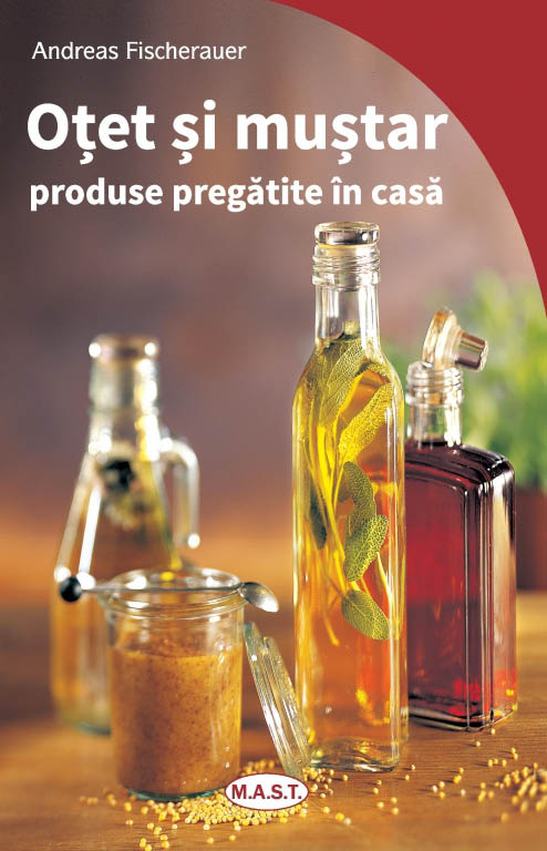 Otet si mustar, produse pregatite in casa
