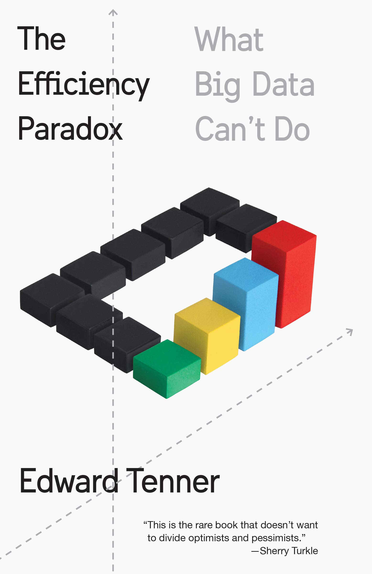 The Efficiency Paradox: What Big Data Can't Do thumbnail