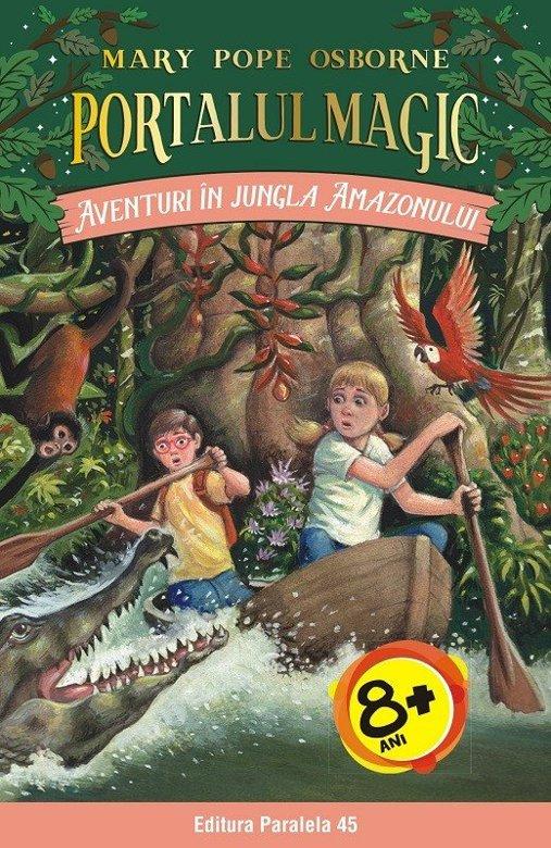 Aventuri in jungla Amazonului