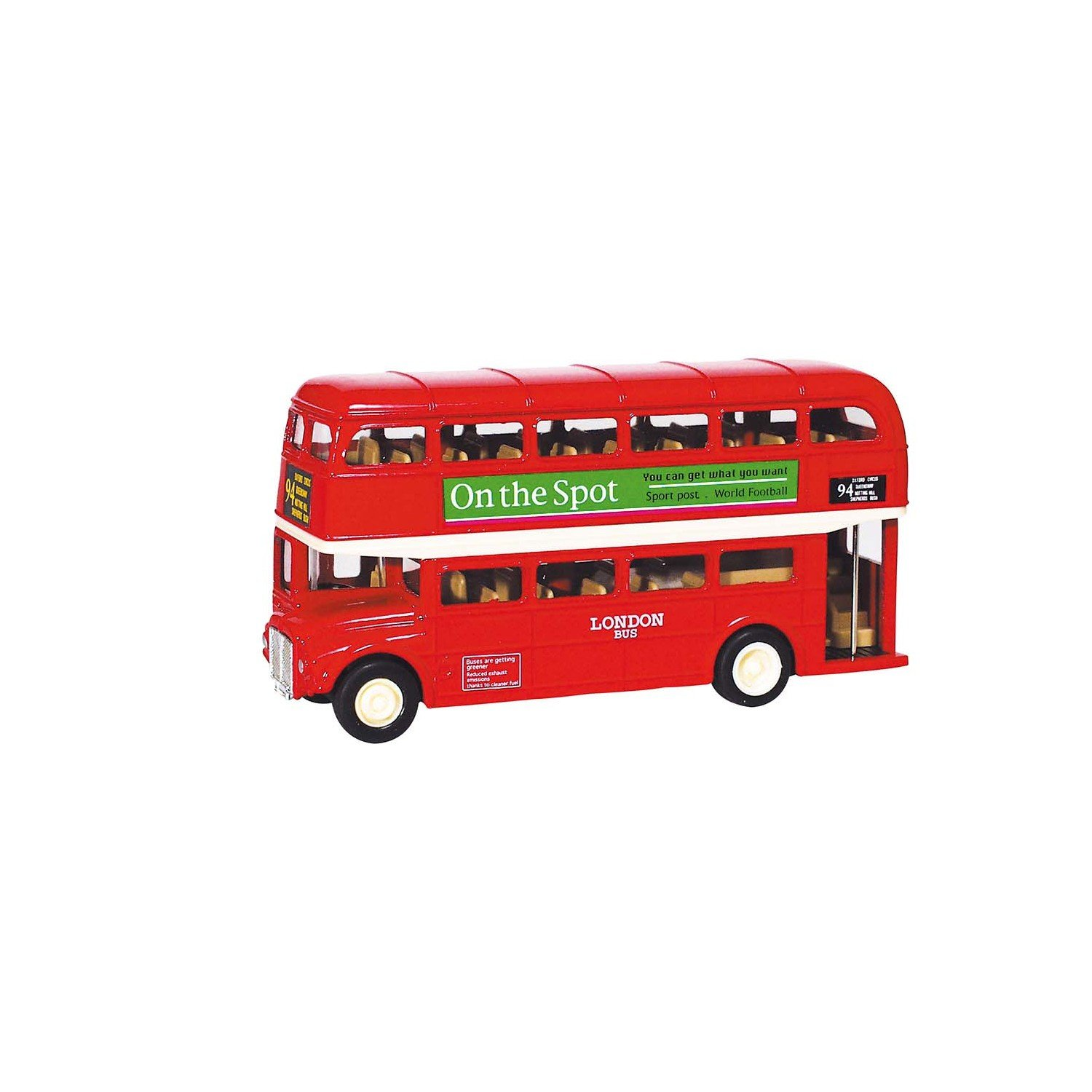 Jucarie - London Bus | Viva Toys