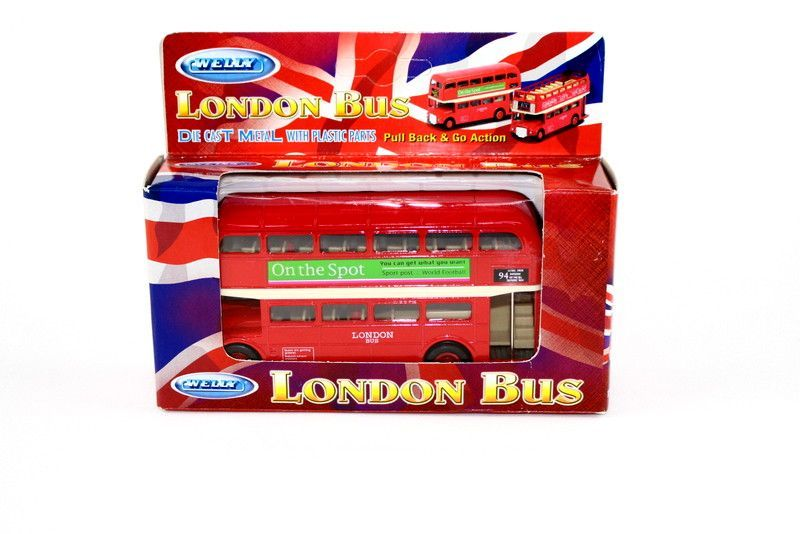 Jucarie - London Bus | Viva Toys - 1