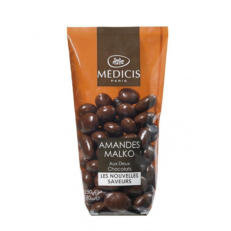 Migdale invelite in ciocolata - Almonds Malko thumbnail