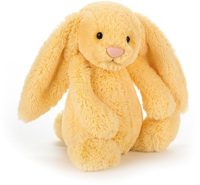 Jucarie de plus - Small Lemon Bunny thumbnail