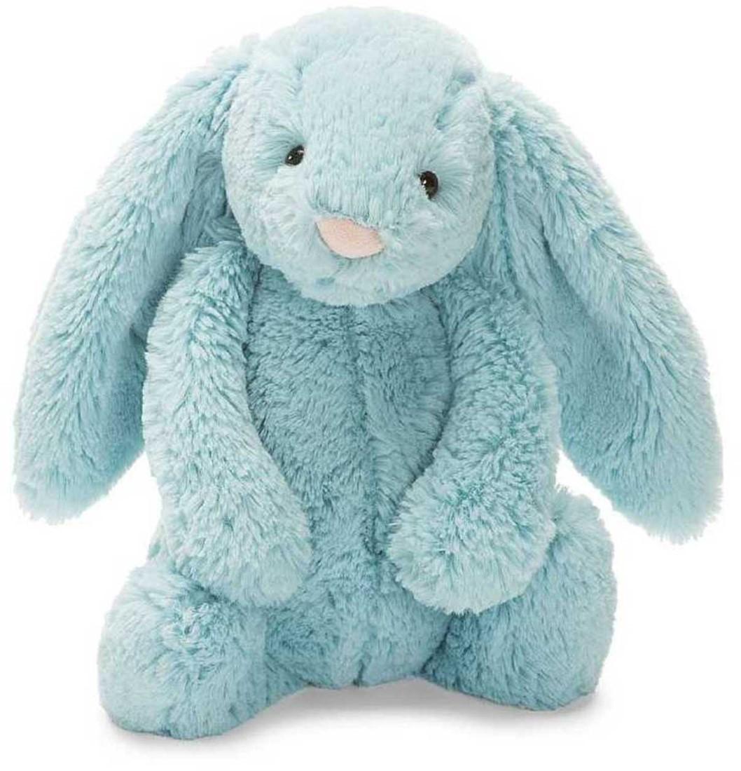 Jucarie de plus - Small Aqua Bunny thumbnail