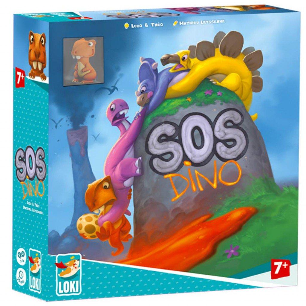 SOS Dino   Loki