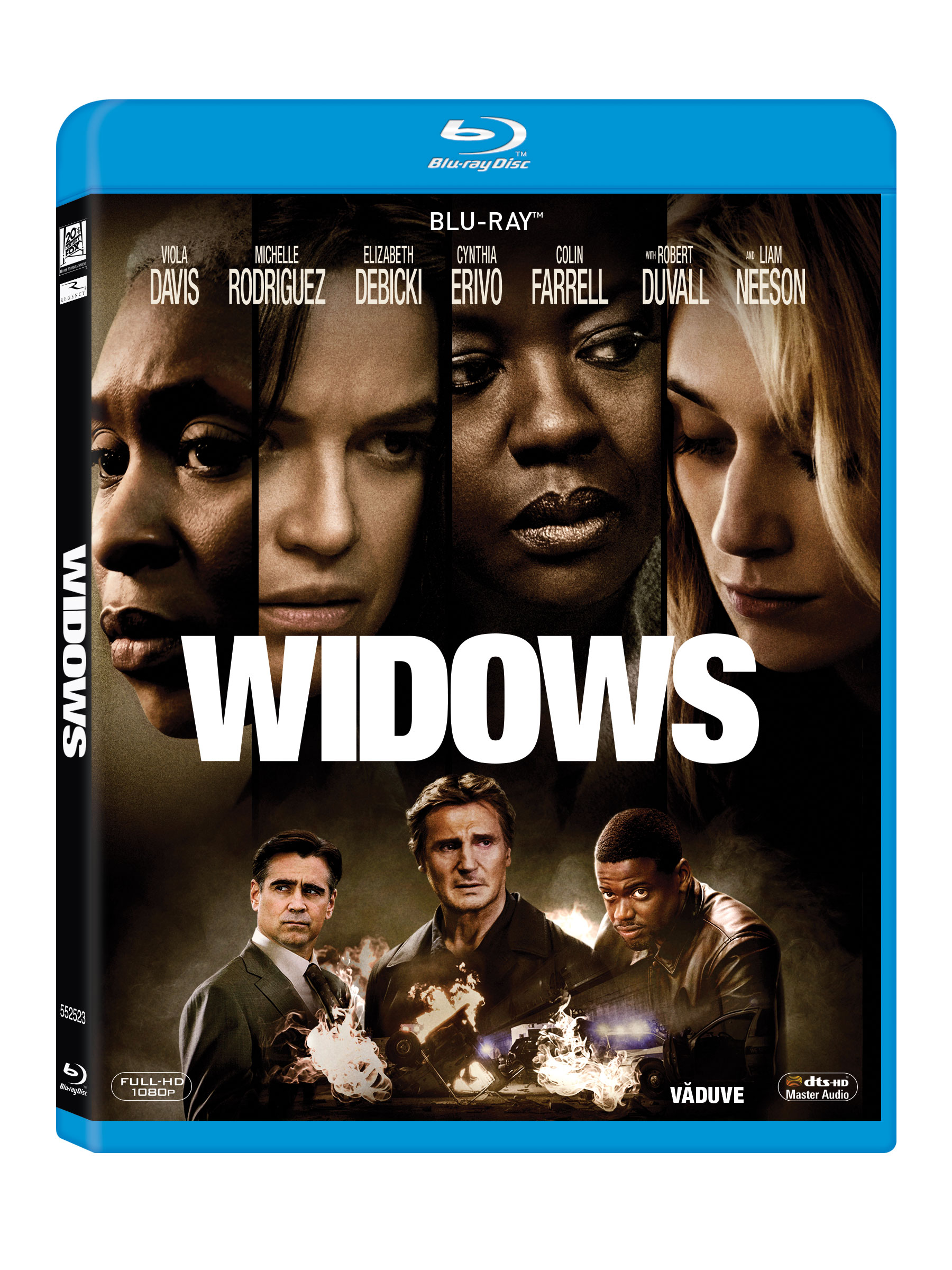 Vaduve / Widows (Blu-Ray Disc) thumbnail