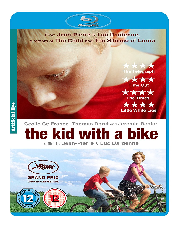 The Kid With A Bike (Blu Ray Disc) / Le gamin au velo