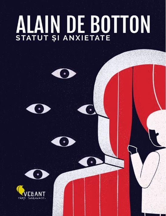 Imagine  Statut Si Anxietate - Alain De Botton