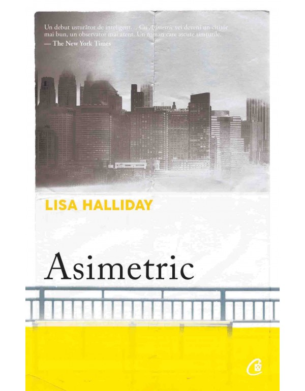 Asimetric | Lisa Halliday