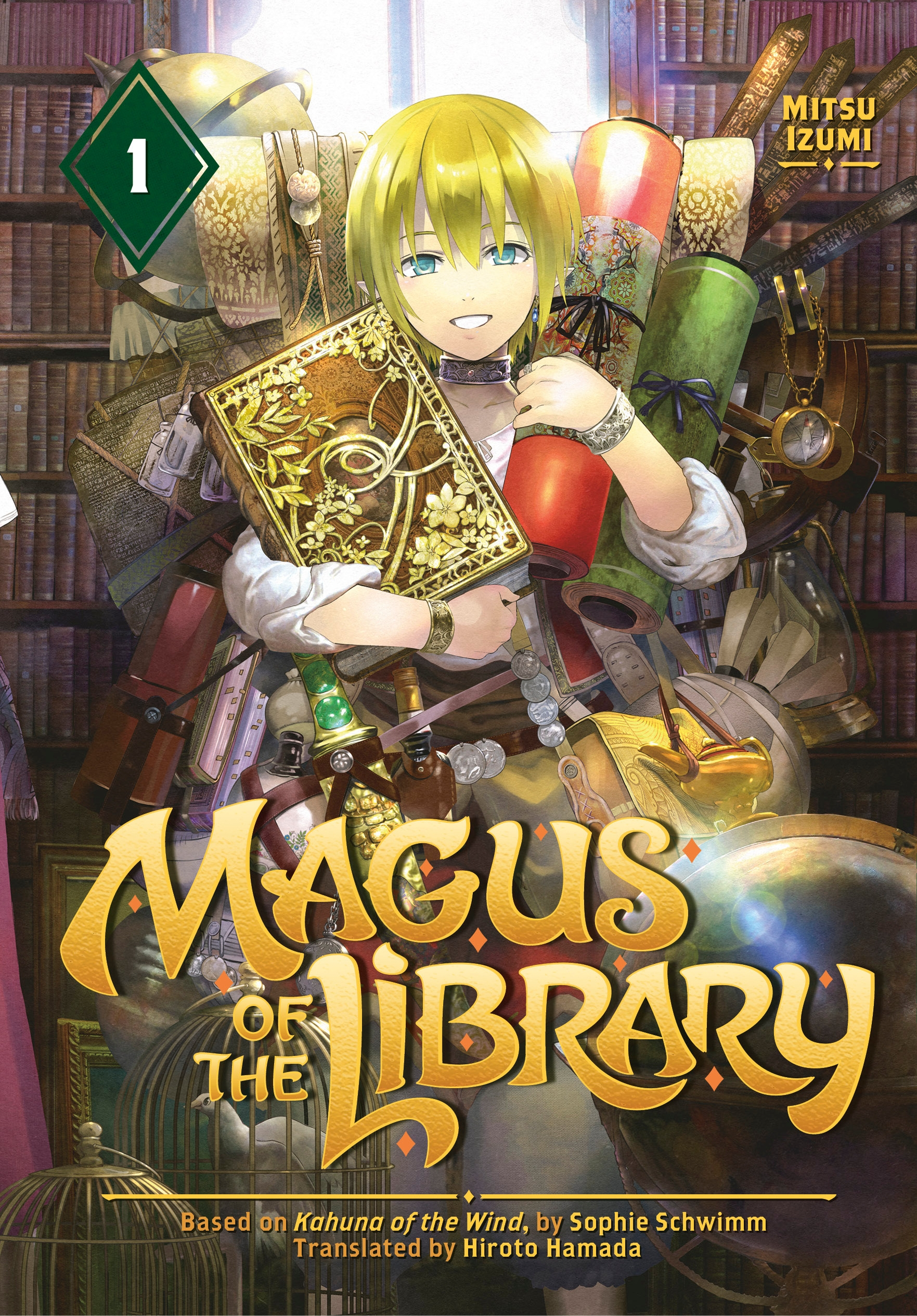 Magus Of The Library thumbnail