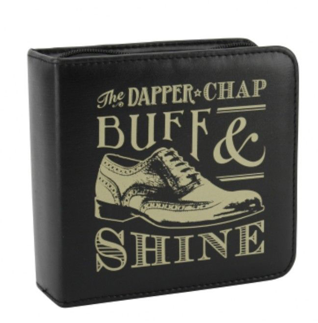 Set ingrijire incaltaminte - The Dapper Chap: Buff and Shine thumbnail