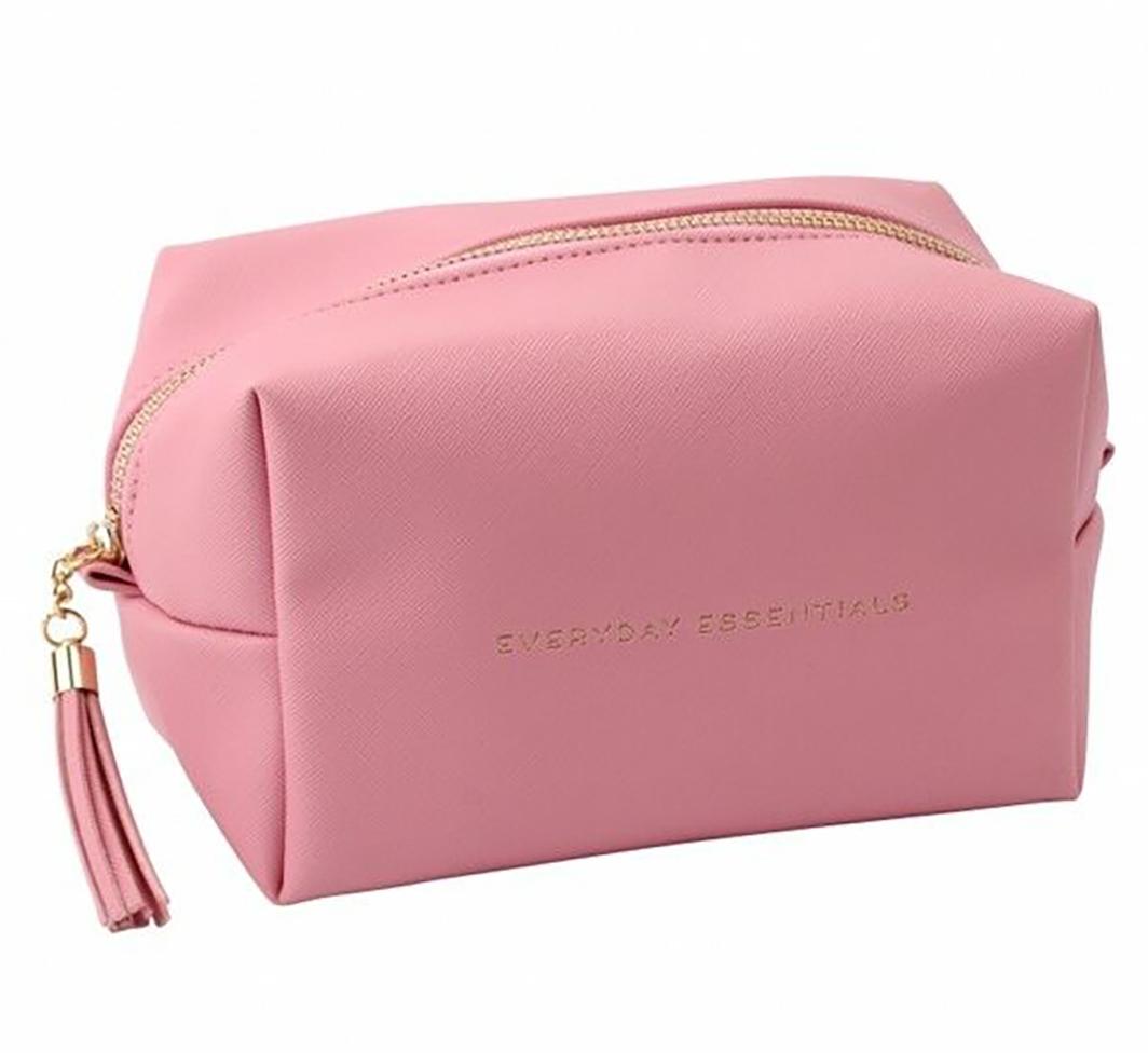 Geanta pentru cosmetice - W&r Candy Pink Everday Essentials Wash Bag thumbnail