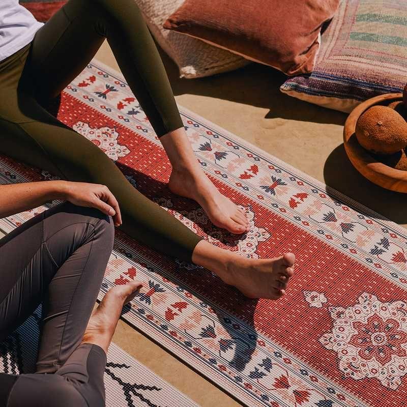 Covor pentru yoga - Yoga Rug Persian