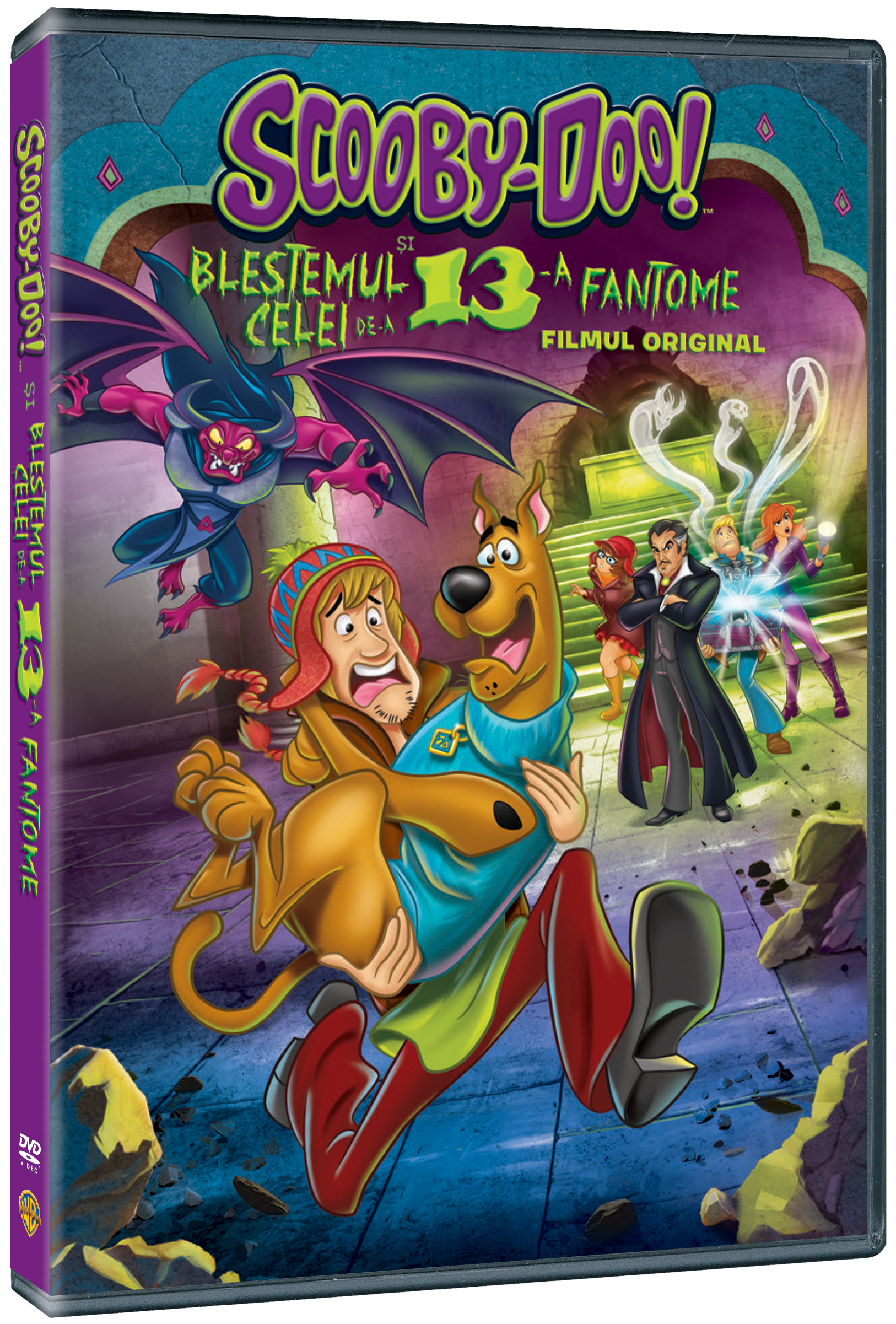 Scooby-Doo! Blestemul celei de-a 13-a fantoma / Scooby-Doo! and the Curse of the 13th Ghost thumbnail