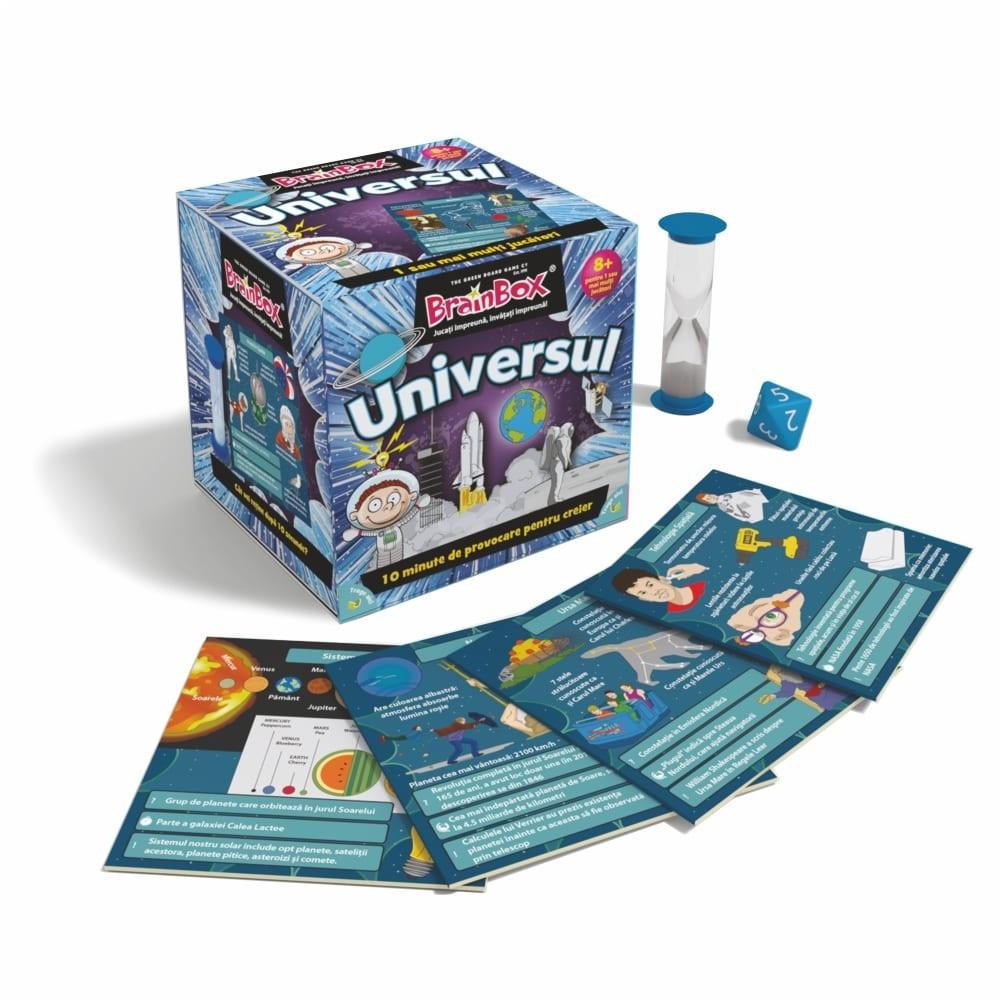 BrainBox - Universul thumbnail