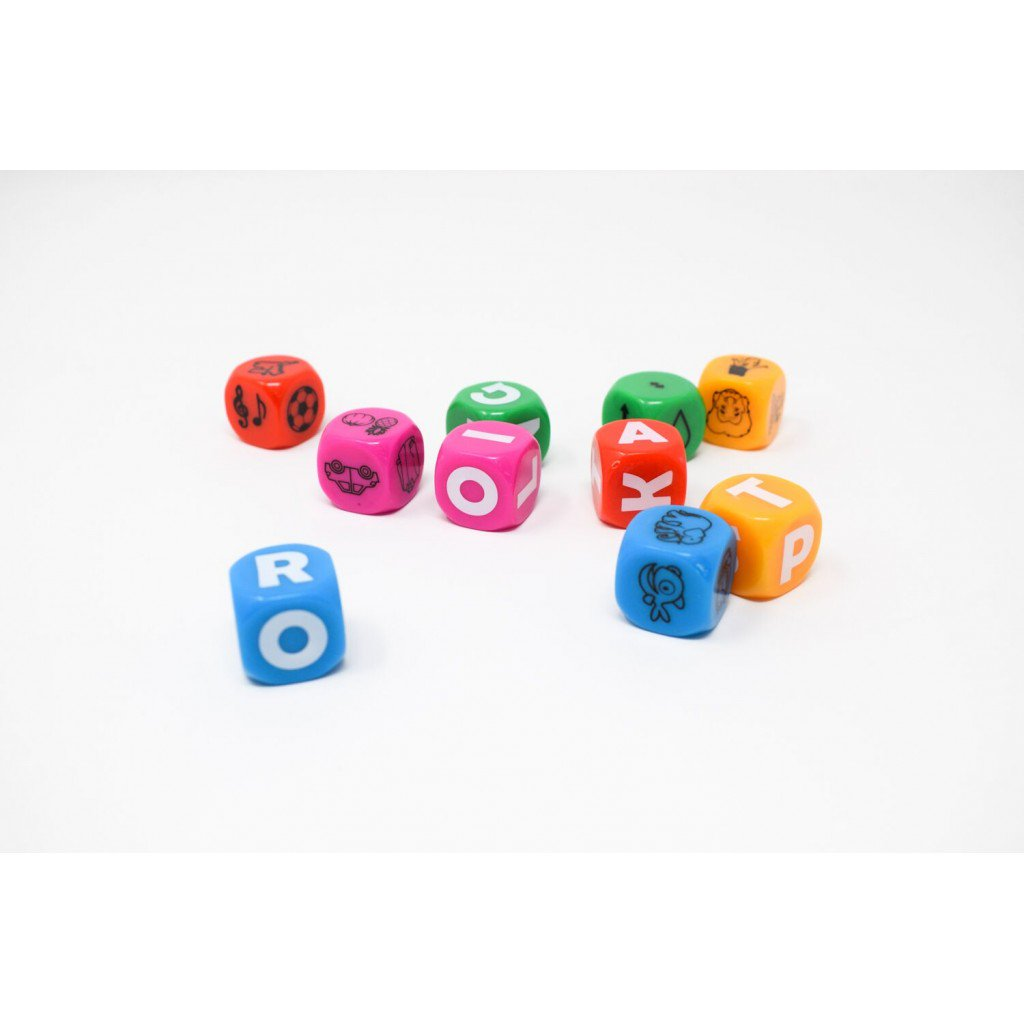 Joc de zaruri - Dice Academy | Blue Orange - 2