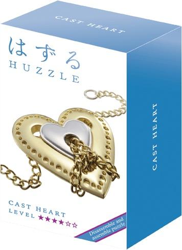 Puzzle - Huzzle Cast Heart | Eureka