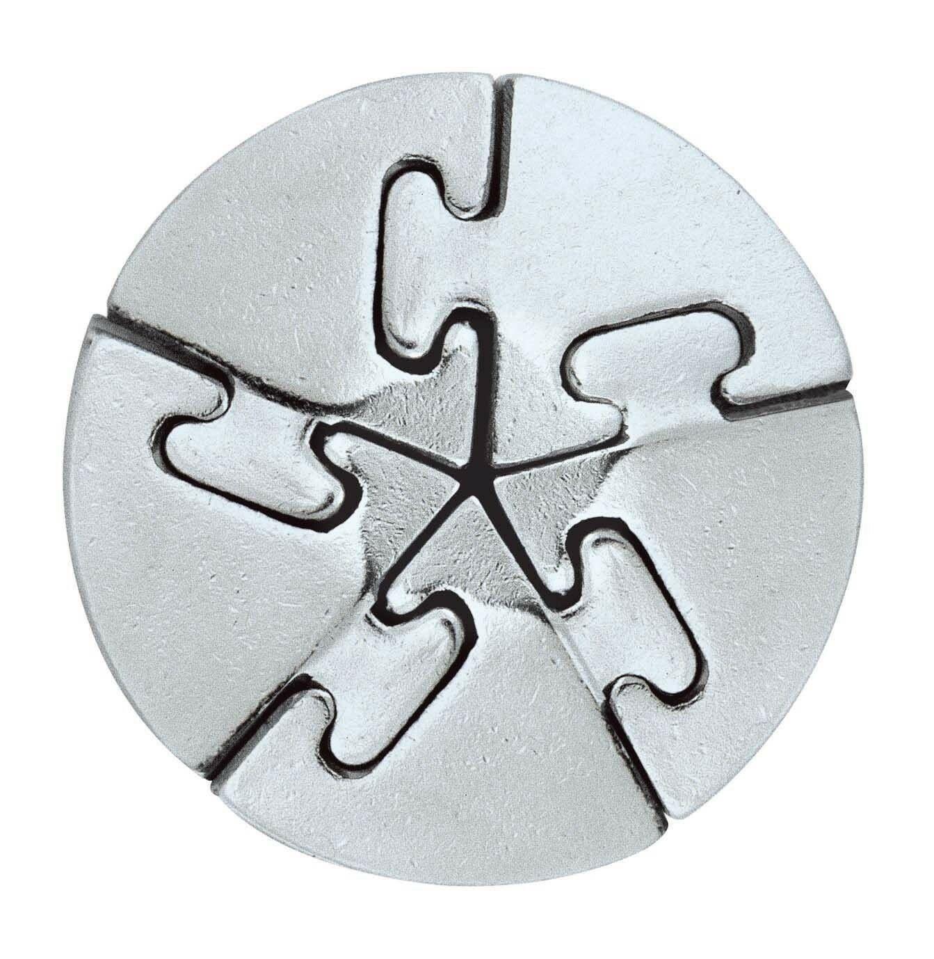 Puzzle - Huzzle Cast Spiral | Eureka