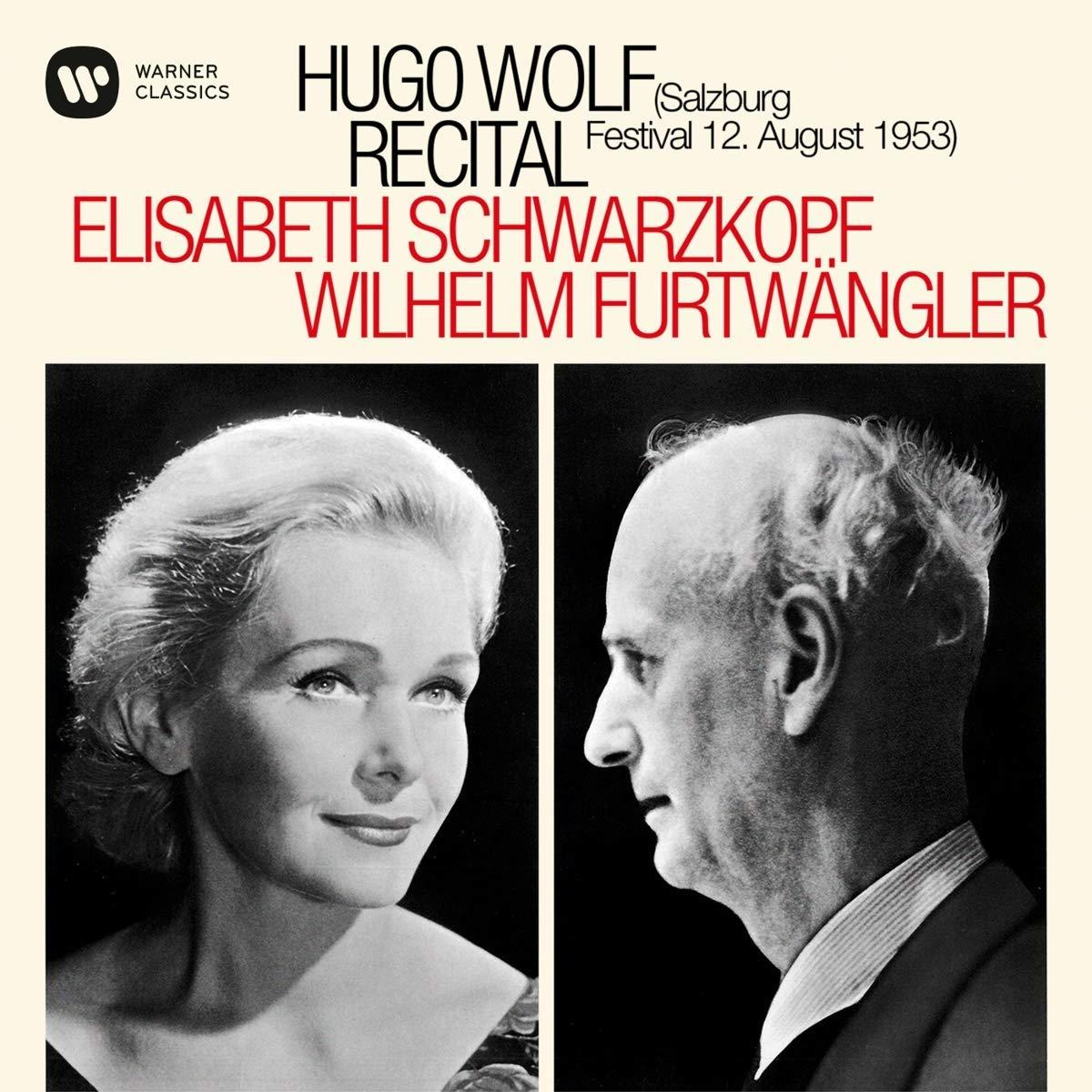Hugo Wolf Recital - Salzburg Festival 1953