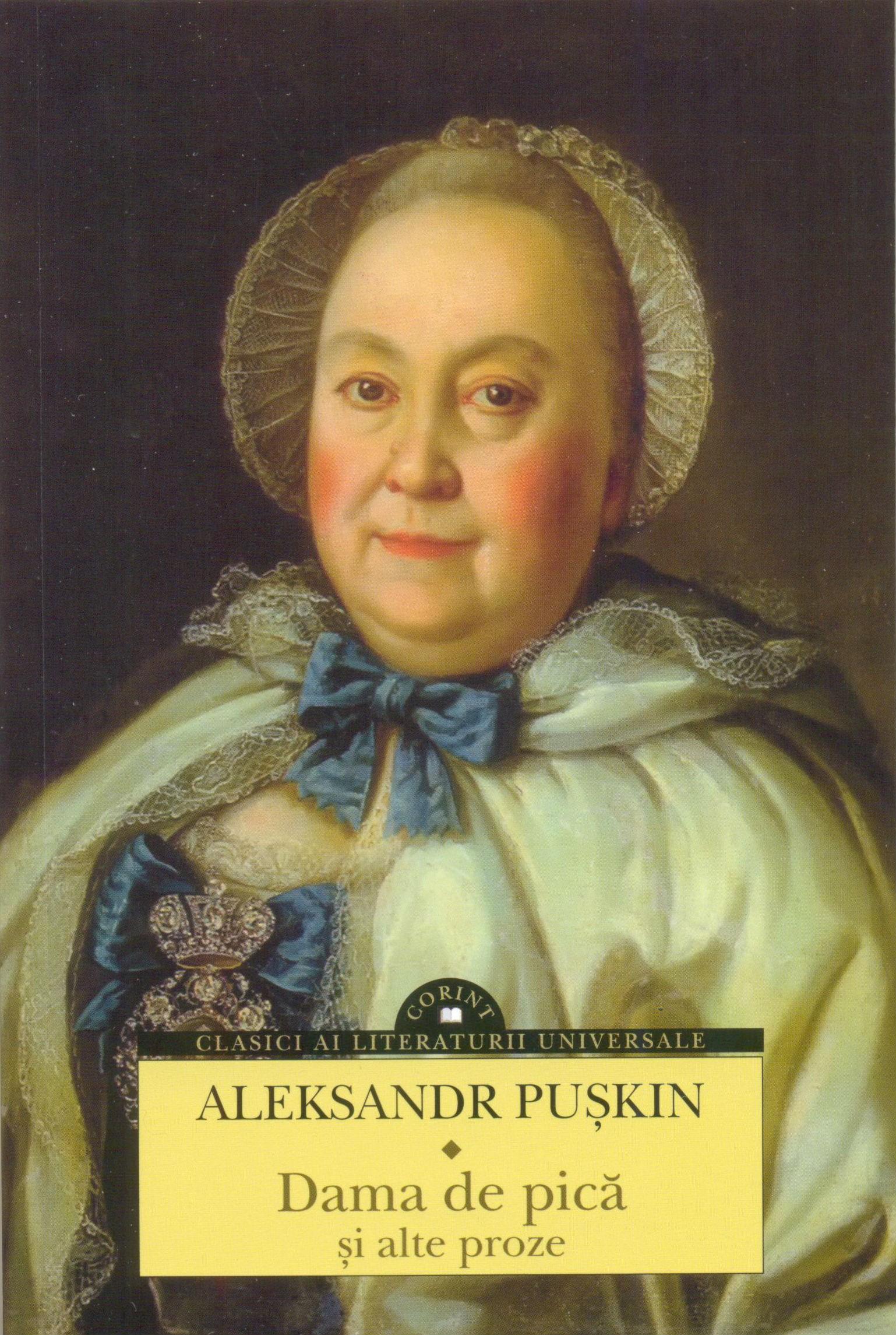 Dama de pica si alte proze   Aleksandr Puskin