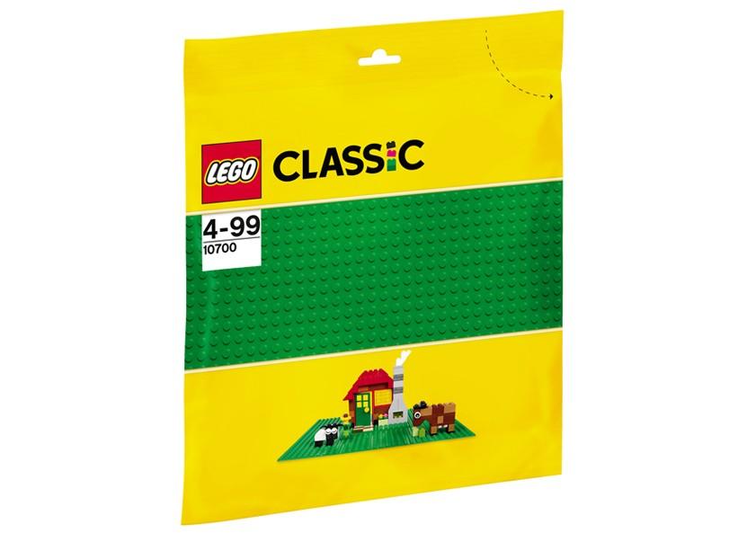 Placa de baza verde LEGO (10700) | LEGO