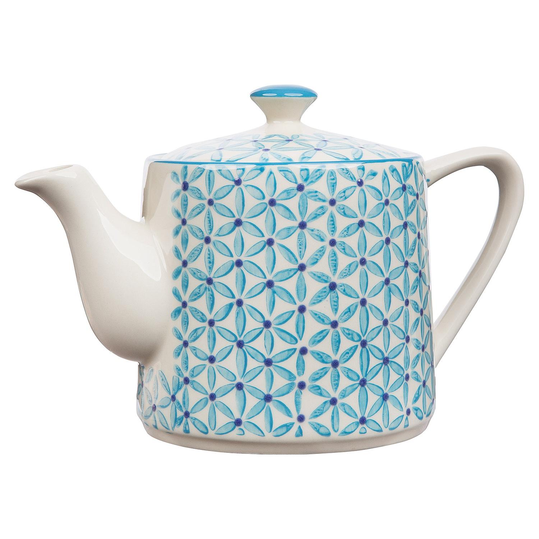 Ceainic - Teekanne - Flora thumbnail