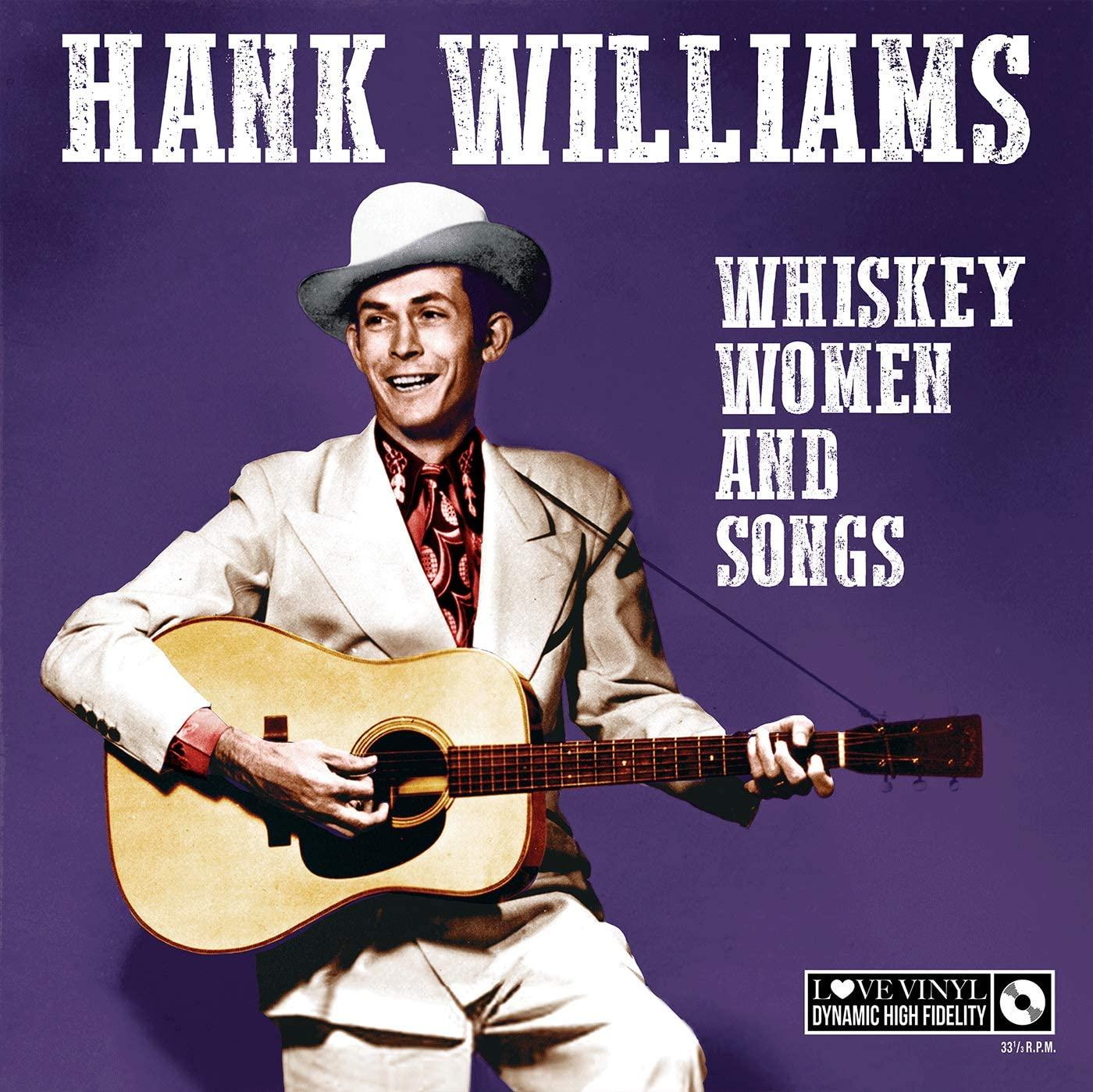 Whiskey, Women and Songs - Vinyl