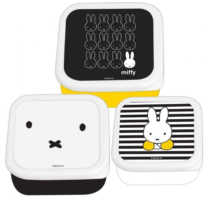 Set 3 cutii pentru pranz - Miffy thumbnail
