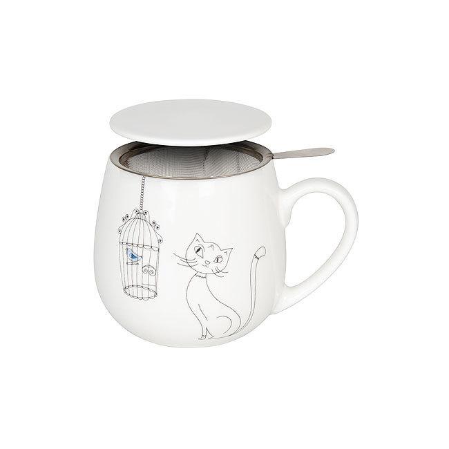 Cana - My Favourite Tea - Cats and Birds thumbnail