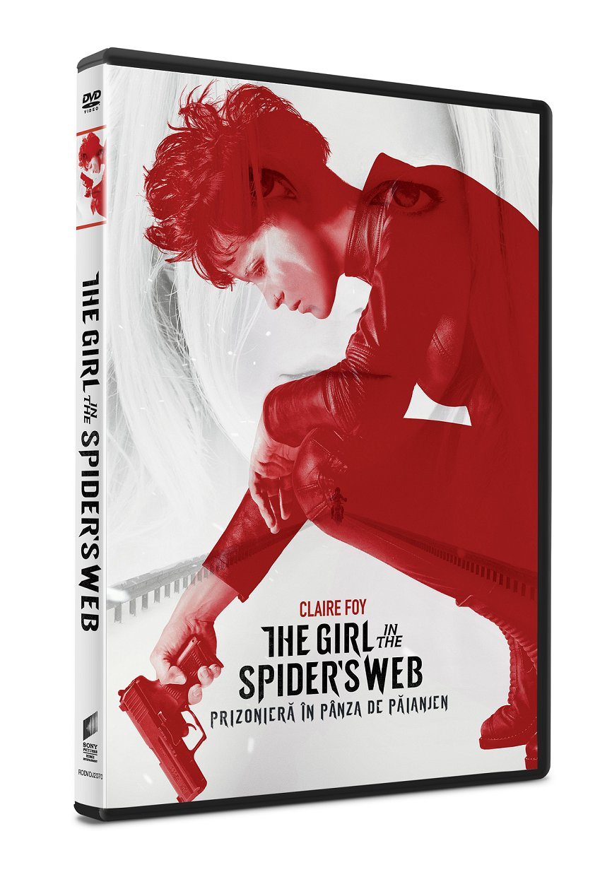 Prizoniera in panza de paianjen / The Girl in the Spider's Web thumbnail