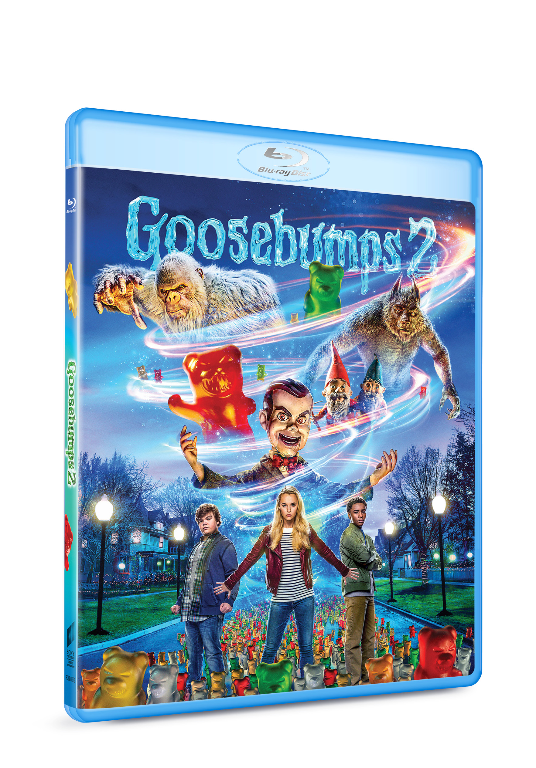 Iti facem parul maciuca! 2 / Goosebumps 2 (Blu-Ray Disc) thumbnail