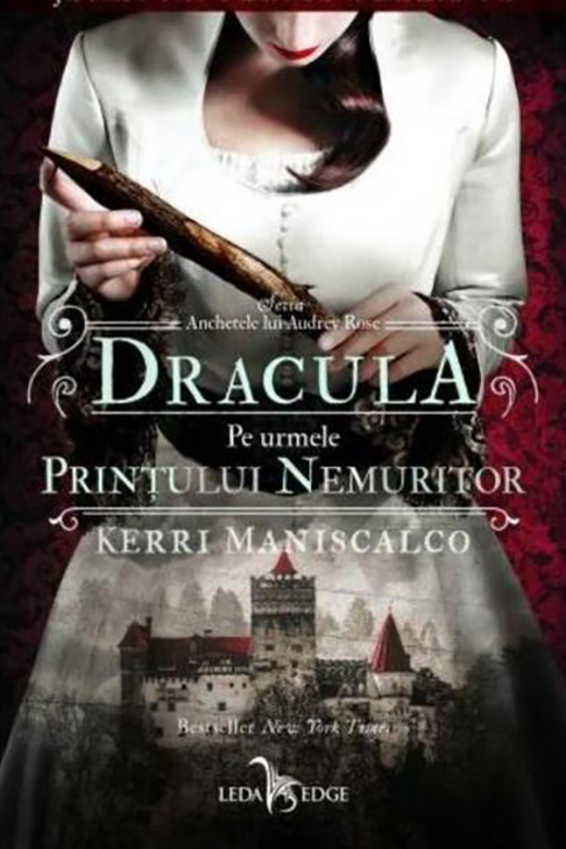 Imagine Dracula - Pe Urmele Printului Nemuritor - Kerri Maniscalco