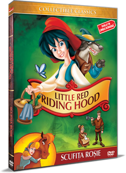 Scufita rosie / Little Red Riding Hood thumbnail