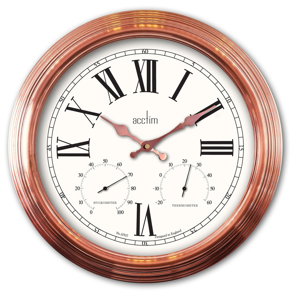 Ceas de perete - Grasmor - Copper thumbnail