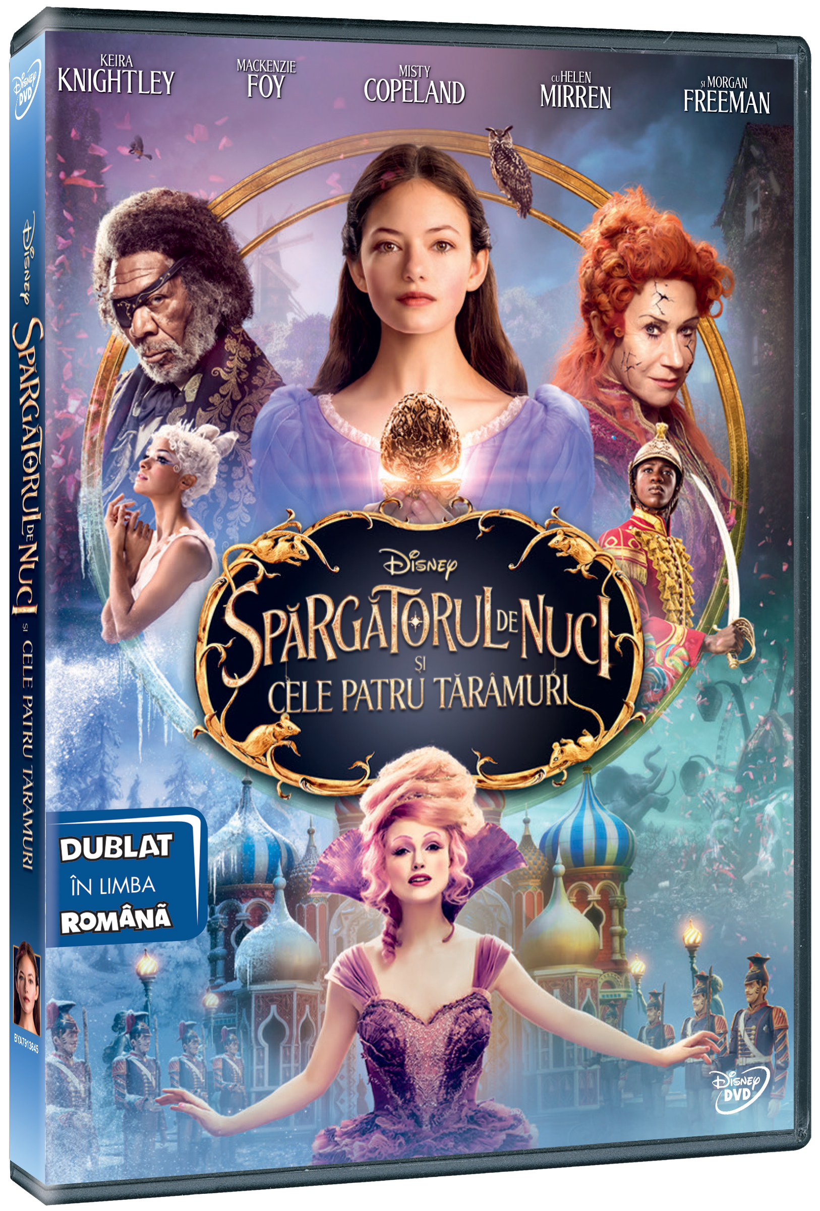 Spargatorul de nuci si cele Patru Taramuri / The Nutcracker and The Four Realms thumbnail