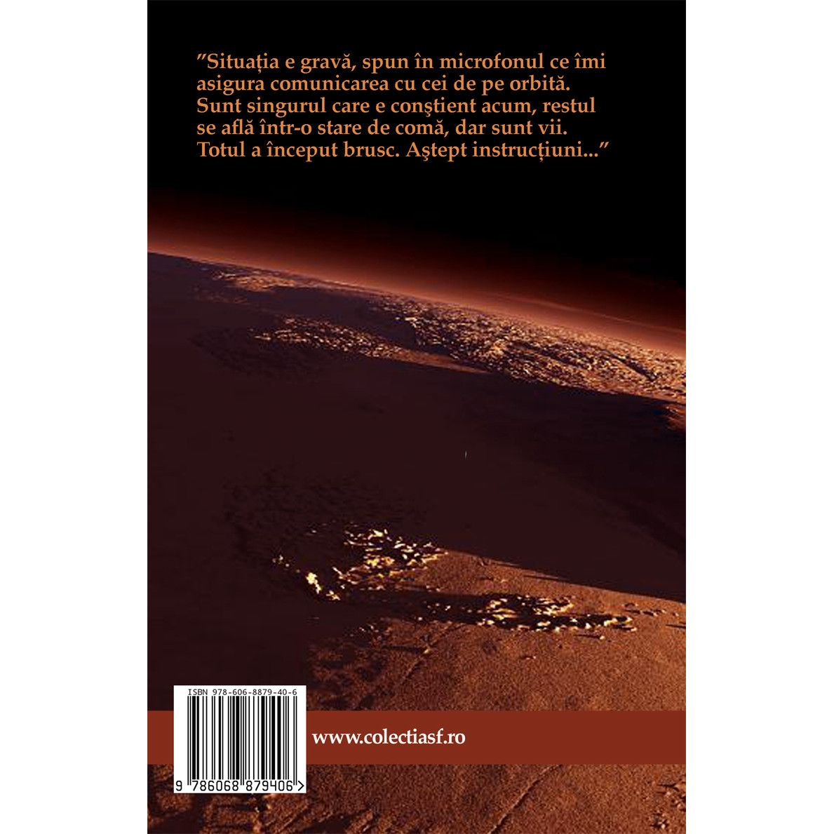 Olympus Mons | Florin Haidamac
