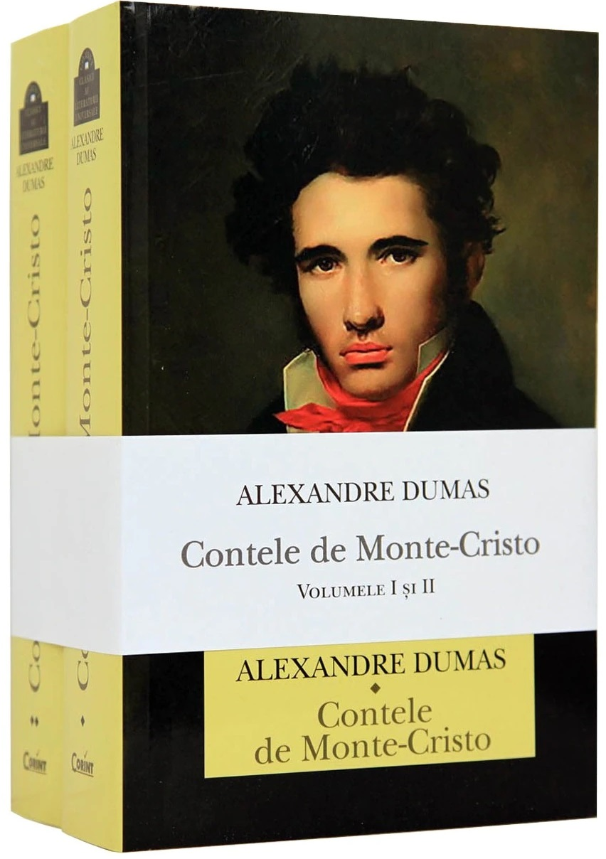 Contele de Monte-Cristo (2 volume) | Alexandre Dumas