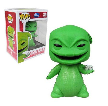 Figurina - Funko pop! Disney. Nightmare Before Christmas. Oogie Boogie thumbnail