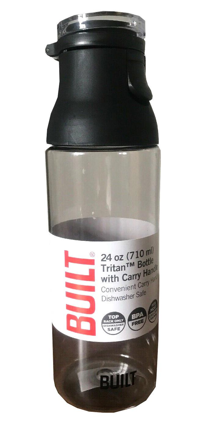 Sticla - Tritan With Carry Handle - Black thumbnail