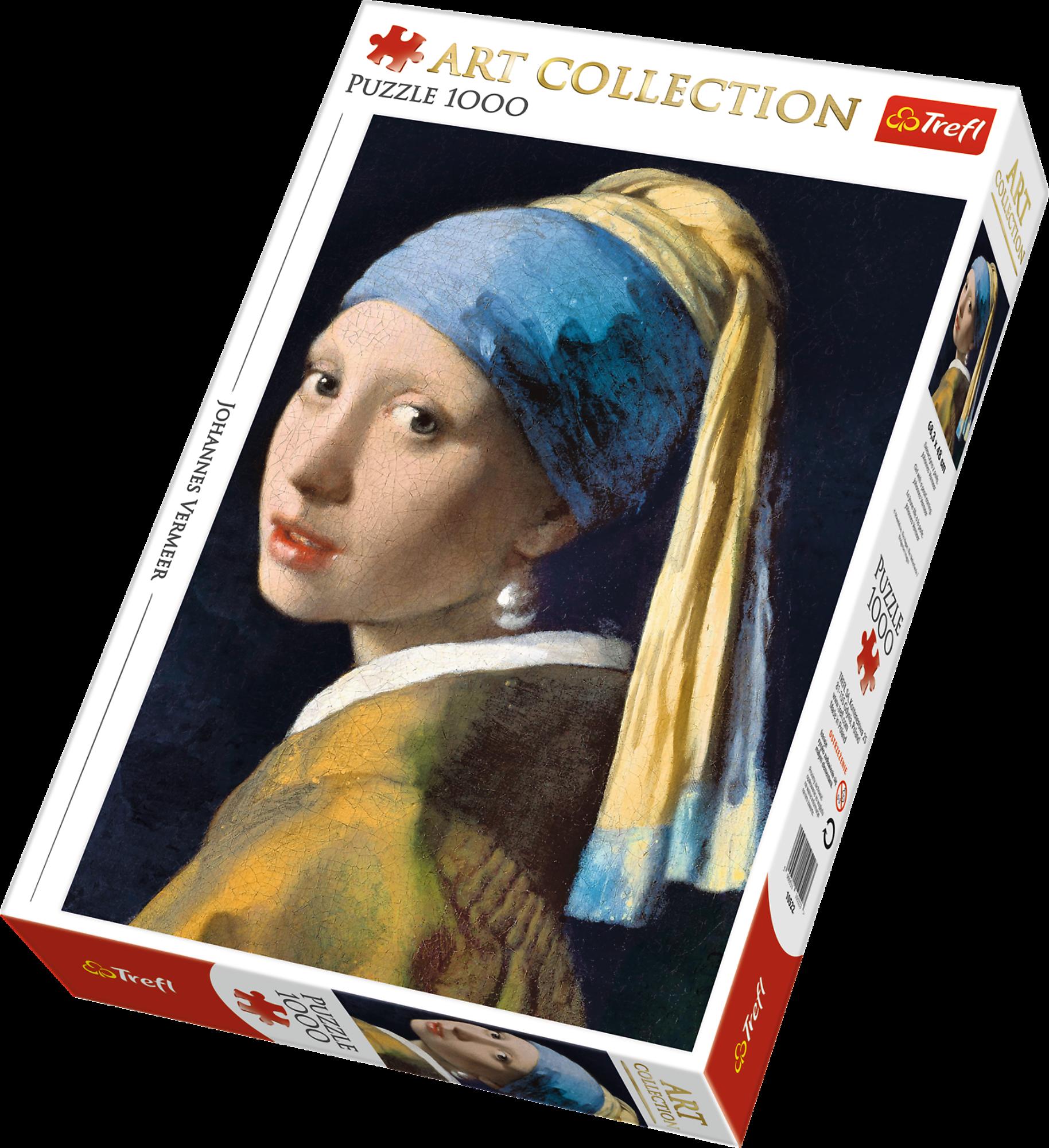 Puzzle 1000 piese - Vermeer | Trefl