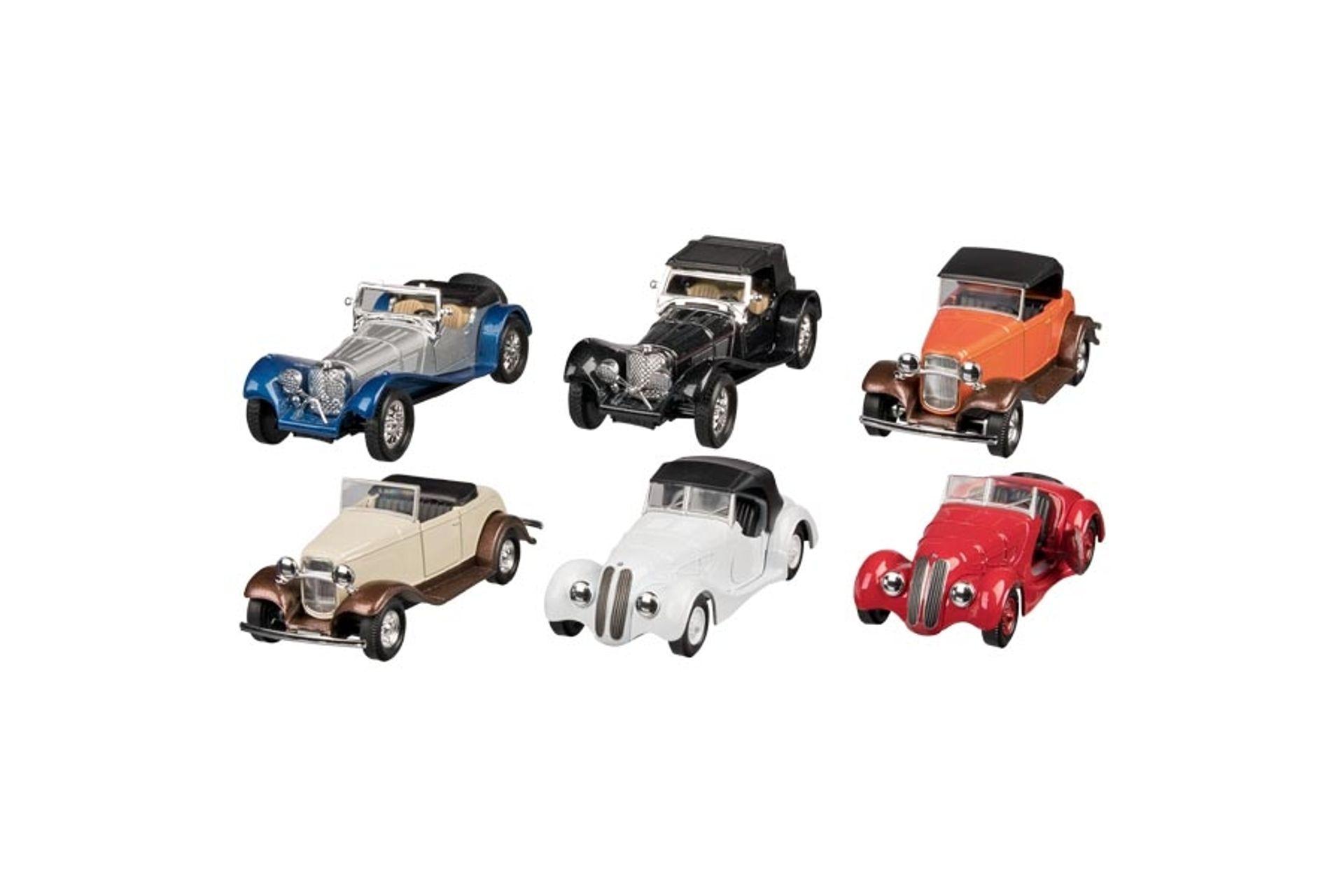Jucarie - Masinuta Oldtimer Colectie - mai multe modele | Goki